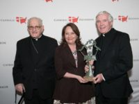 Catholic Extension Honors Texas First lady with Spirit of Francis Award
