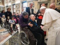 Pope's Address To Charity And Health Commission of Italian Episcopal Conference (Full Text)