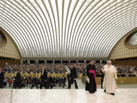 Pope To Middle East Pilgrims: 'Let Us Become Channels of Hope'