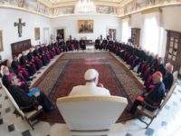 Pope, Top Curia Officials Launch New Style Of Ad Limina Visit