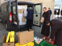 """The Holy See""""s Aid to Populations Affected by Italian Earthquake"""