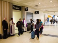 Houston Airport Chaplains Bring Ashes, Sacraments To Travelers