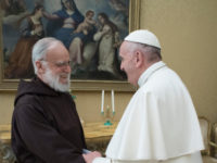 "The Holy Spirit Is ""Most Exciting Reality,"" Says Father Cantalamessa"