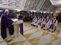 Pope Says: Even the Most Holy People Sin 7 Times a Day