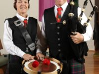 Bagpipes, Drums More Than St. Patricks Day Music For The McPhees