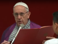 Pope Francis to Preside Over Penitential Celebration