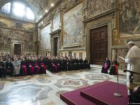 Pope's Address To Course On 'Internal Forum'