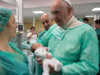 Pope Francis To Be Awarded Doctorate Honoris Causa in Medicine