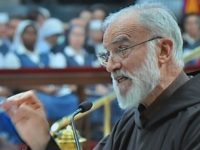 Father Cantalamessa's 2nd Lent Homily 2017