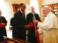 Pope Apologizes For Catholics Participation In Rwanda Genocide