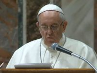 Pope's Address to European Heads of State in Vatican