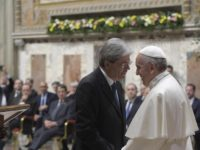 Remember Shattered Walls Of Past Divisions, Pope Tells EU Leaders