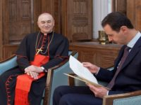 """Whoever Doesn""t Believe In Hell Should Come See It In Syria,"" Says Cardinal Zenari"