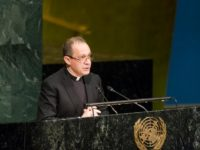 Global Peace, Security Demand An End To Nuclear Weapons, pope tells U.N.