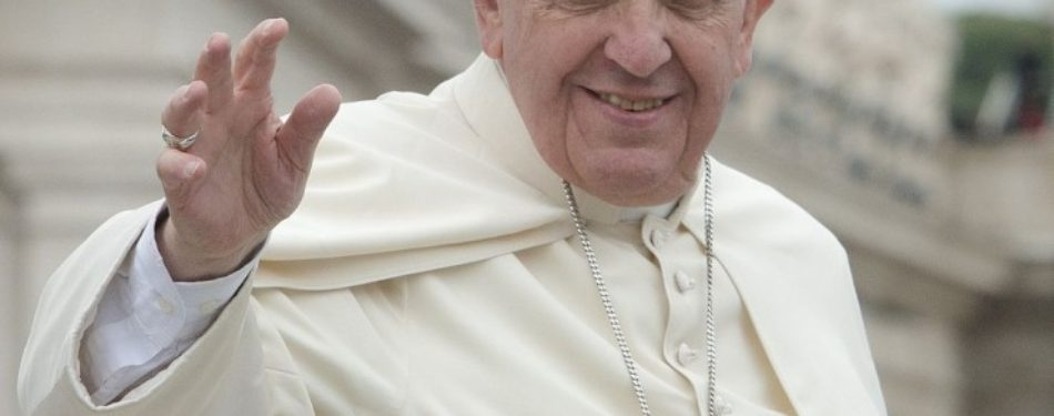 "Francis Appeals for an ""End to the Causes of Forced Migrations"""