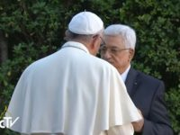 Palestine: In Letter to Pope, Mahmoud Abbas Condemns Attacks in Egypt