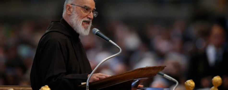 Papal Preacher: Victory Belongs To One Who Triumphs Over Self, Not Others