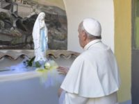 Anniversary of Arrival of the Icon of Our Lady of Scutari in Italy