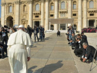 Pope to Middle East Pilgrims: 'Our Existence Is a Pilgrimage'
