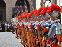 Pope's Words to the Pontifical Swiss Guards