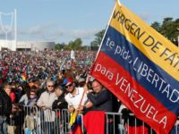 Fatima Brings Hope For Peace in Suffering Venezuela