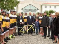 A Pilgrimage Of Peace On Bicycle From The Vatican To Fatima