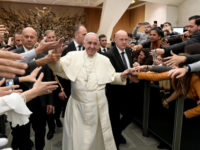 Pope's Address to Juventus and Lazio Italian Soccer Teams