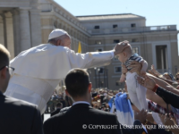 'Each One of Us Is a Story of God's Love,' Says Pope at General Audience