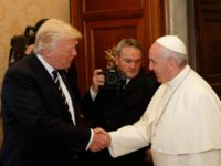 Pope, President Trump Speak Of Hopes For Peace