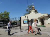 After Years Of Cramped Spaces, Ukrainian Catholics Bless Chapel In Odessa