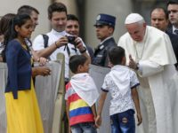 God Is No Warlord Claiming Victory With Enemies Blood, Pope Says
