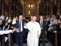 Pope's Q And A With Religious and Consecrated in Genoa