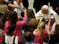 As School Year Ends, Pope Tells Students: Dont Fear Goodbyes, Unknown