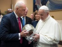 Pope's Address To National Football League (NFL)