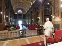 Pope's Address About Don Primo Mazzolari in Bozzolo