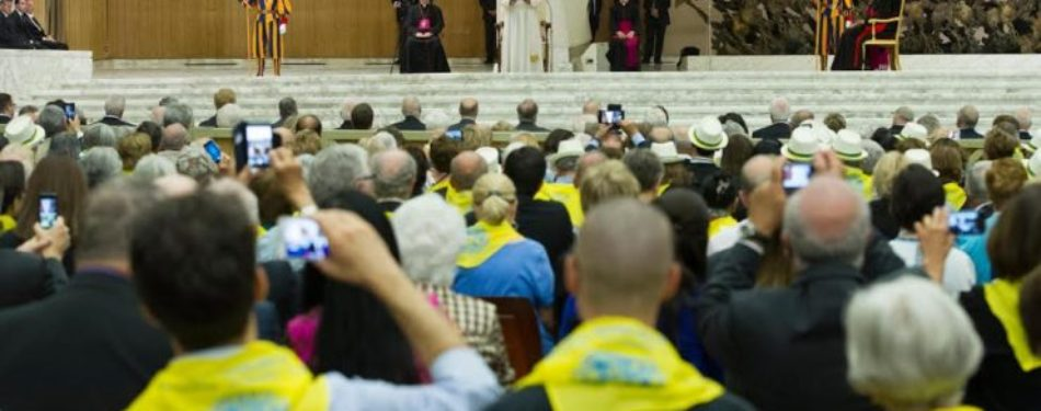 Pope: We Must Have Courage, Even If We Stumble and Sometimes Fail