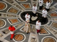 Pope Tells New Cardinals To Serve People, Tackle Sins