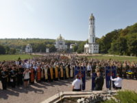 Cardinal Sandri Takes Message Of Peace And Prosperity To Ukraine