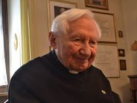 INTERVIEW: Why To Leave Georg Ratzinger The Peace, Respect He Deserves
