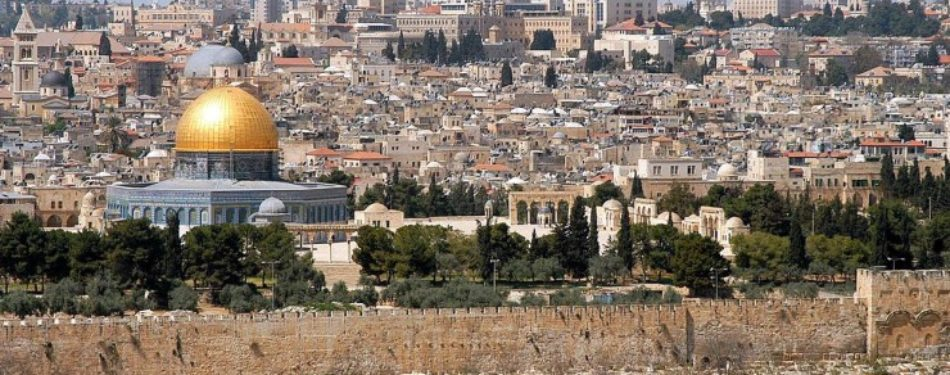 Holy Land: Christians In Favor Of Maintaining The Status Quo