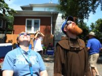 Eclipse Thrills And Inspires Viewers To See Beauty Of Creation