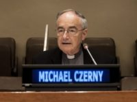 Fr Michael Czerny: Legal Frames Needed to Stop Human Trafficking