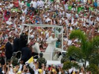 Be The First To Take A Step For Peace, Pope Says At Mass With Victims