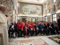 Pope Francis Affirms Benefits of 'Unified' Sports'