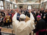 Pope: Evangelization Includes Disabled