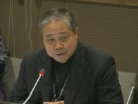 Archbishop Auza: Women Can Aid Peace Negotiations