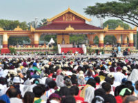 Myanmar: Churches of South East Asia Attend Mass with the Pope