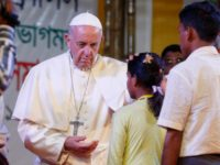 Defend Gods image by defending the Rohingya, Pope Urges