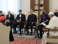 Lutherans: Pope Notes Journey of Communion