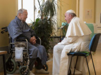 Pope: We Must Remember Tender Love, Perseverance of Families With Suffering Children